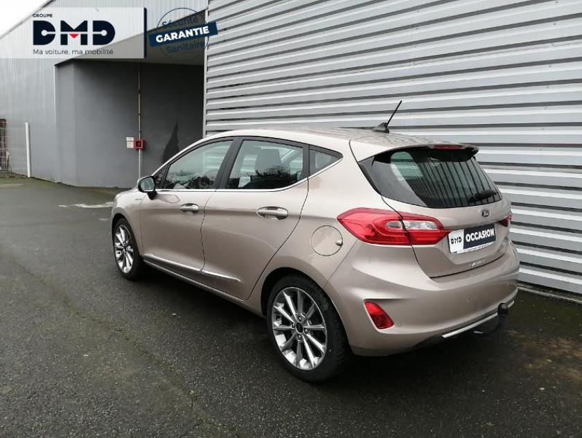 Ford Fiesta 1.0 Ecoboost 100ch Stop&start Vignale 5p Euro6.2 - Visuel #3