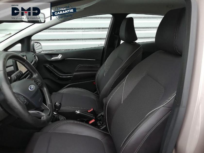 Ford Fiesta 1.0 Ecoboost 100ch Stop&start Vignale 5p Euro6.2 - Visuel #4