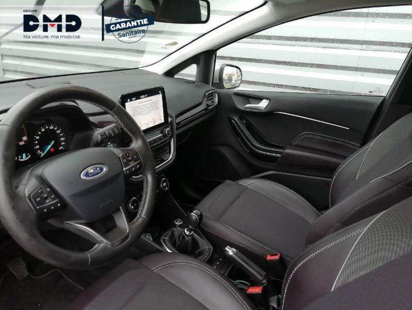 Ford Fiesta 1.0 Ecoboost 100ch Stop&start Vignale 5p Euro6.2 - Visuel #5