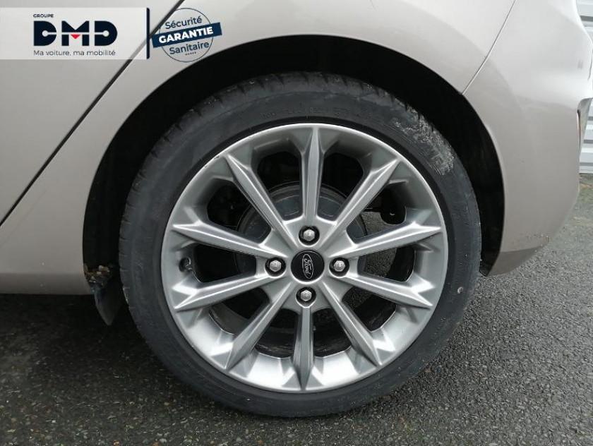 Ford Fiesta 1.0 Ecoboost 100ch Stop&start Vignale 5p Euro6.2 - Visuel #13