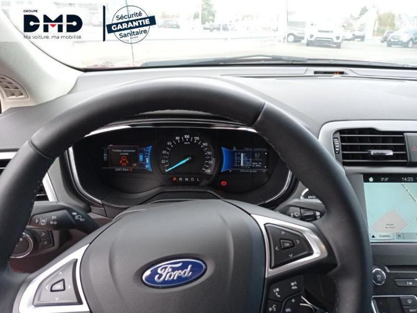 Ford Mondeo Hybrid 187ch Titanium Bva 4p Euro6.2 - Visuel #7