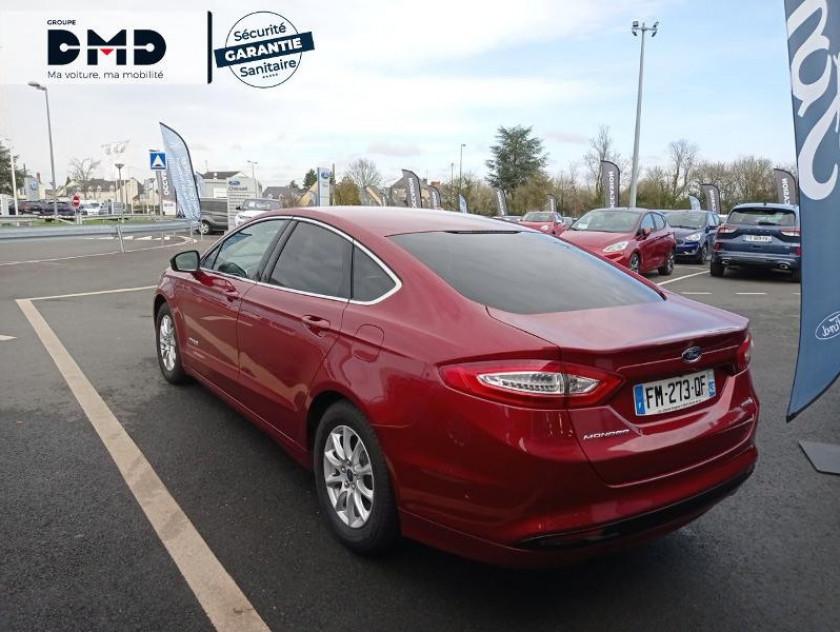 Ford Mondeo Hybrid 187ch Titanium Bva 4p Euro6.2 - Visuel #3