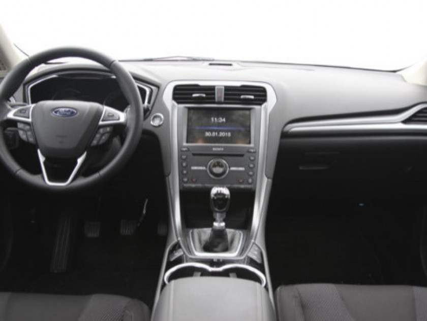 Ford Mondeo 2.0 Ecoblue 150ch Titanium 5p - Visuel #10