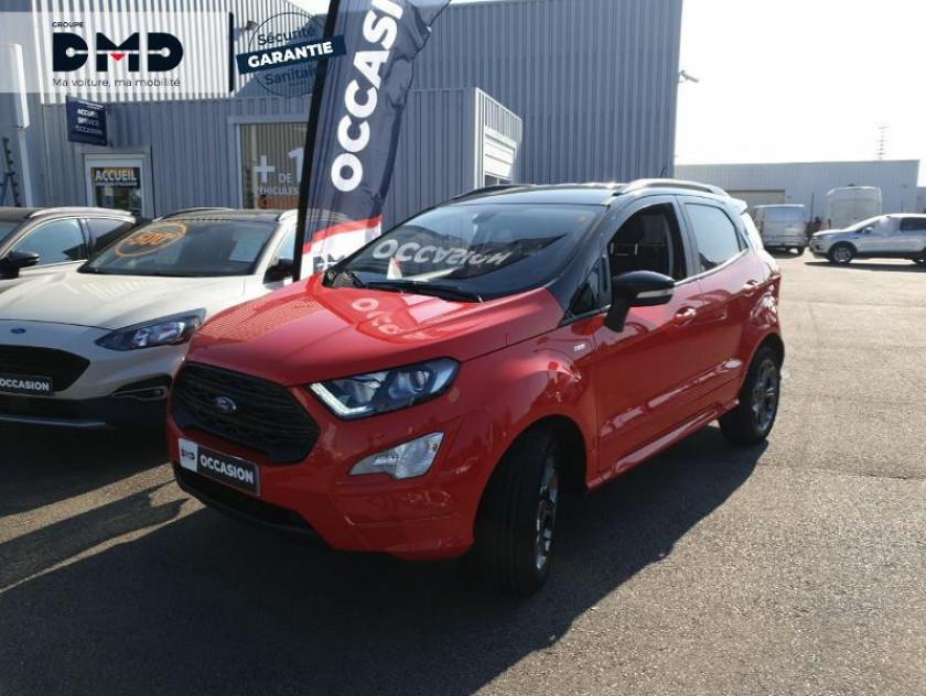 Ford Ecosport 1.0 Ecoboost 125ch St-line - Visuel #14