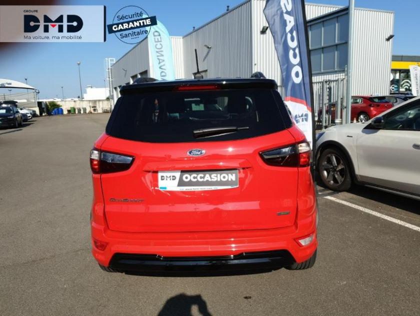 Ford Ecosport 1.0 Ecoboost 125ch St-line - Visuel #11