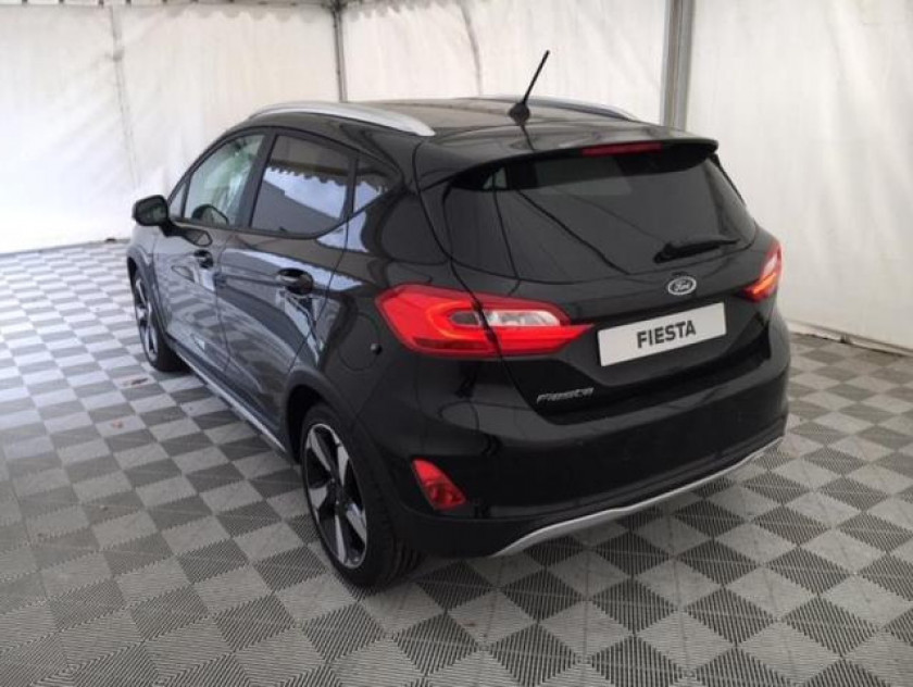 Ford Fiesta Active 1.0 Ecoboost 100ch S&s Pack Euro6.2 - Visuel #8