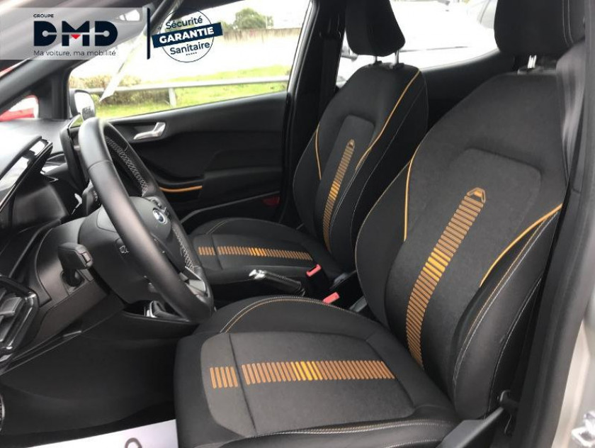 Ford Fiesta Active 1.0 Ecoboost 100ch S&s Pack Euro6.2 - Visuel #9