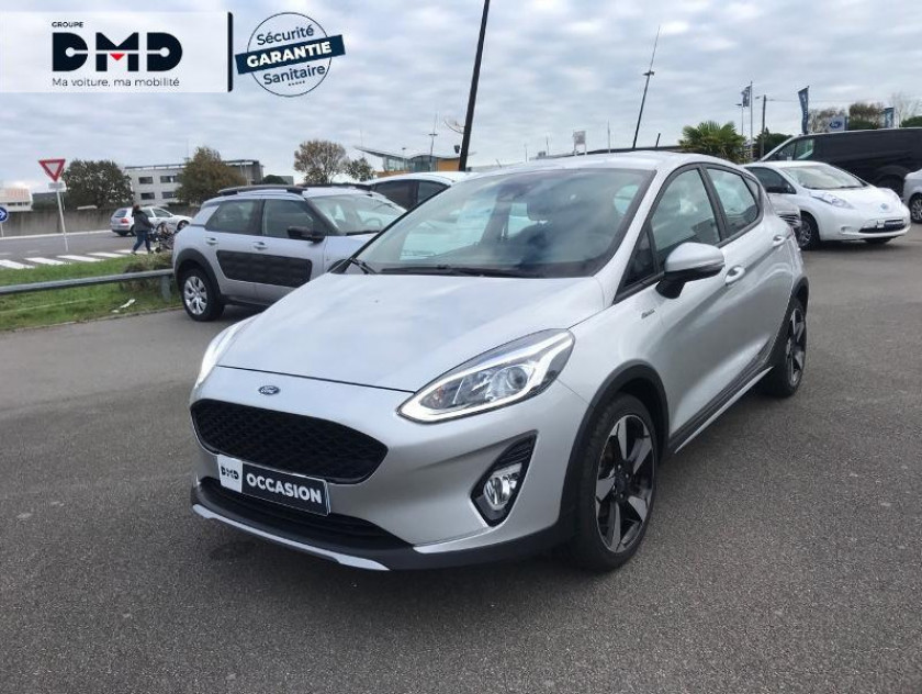 Ford Fiesta Active 1.0 Ecoboost 100ch S&s Pack Euro6.2 - Visuel #14