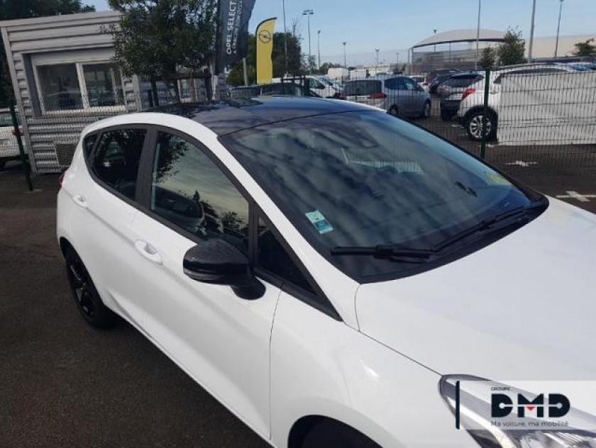 Ford Fiesta 1.0 Ecoboost 100ch Stop&start Trend 5p Euro6.2 - Visuel #15