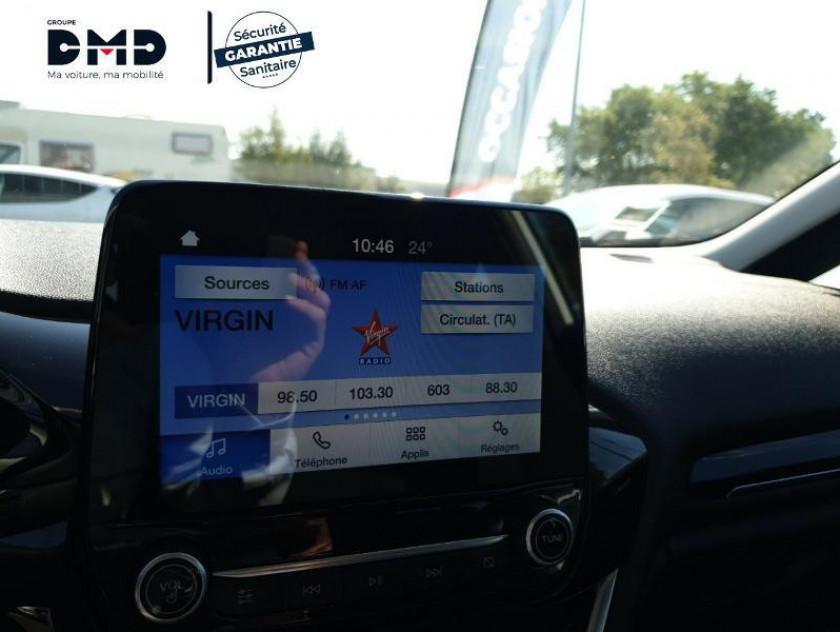 Ford Fiesta 1.1 85ch Trend 3p 5cv Euro6.2 - Visuel #6