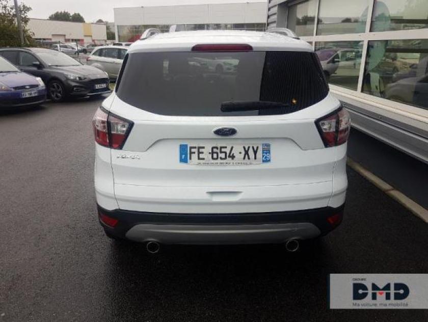 Ford Kuga 1.5 Tdci 120ch Stop&start Titanium 4x2 Euro6.2 - Visuel #4