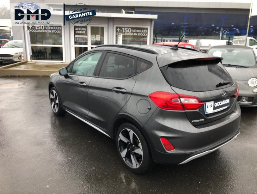 Ford Fiesta Active 1.5 Tdci 120ch S&s Pack Euro6.2 - Visuel #3