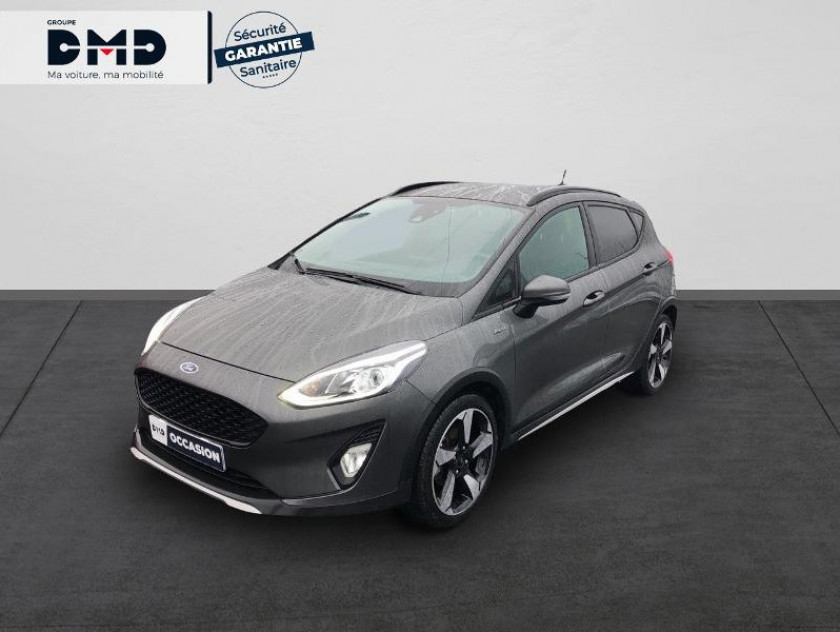 Ford Fiesta Active 1.5 Tdci 120ch S&s Pack Euro6.2 - Visuel #1