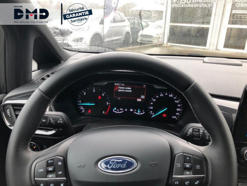 Ford Fiesta Active 1.5 Tdci 120ch S&s Pack Euro6.2 - Visuel #7