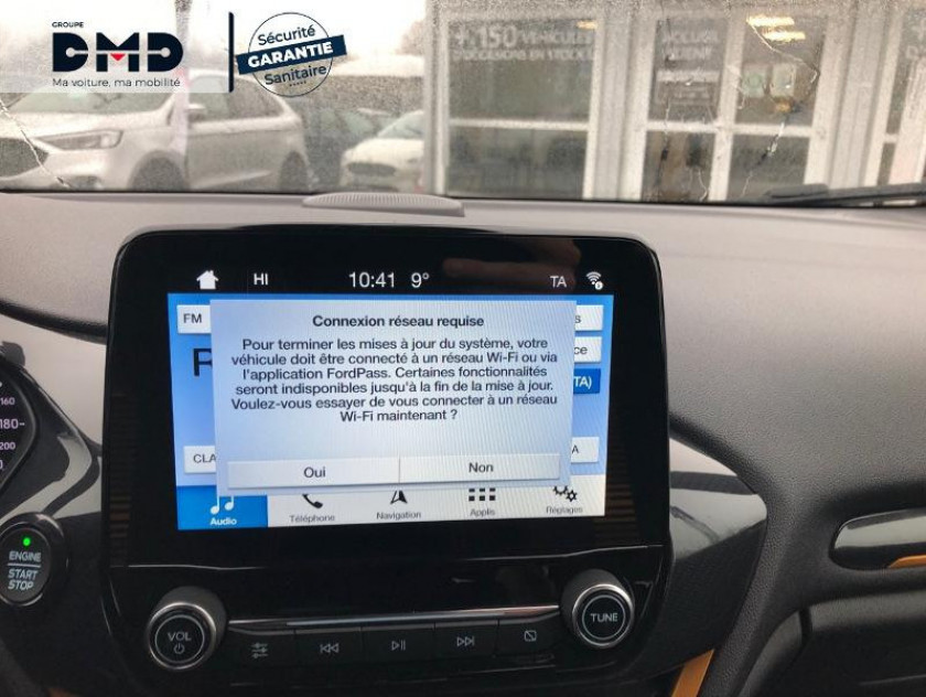 Ford Fiesta Active 1.5 Tdci 120ch S&s Pack Euro6.2 - Visuel #6