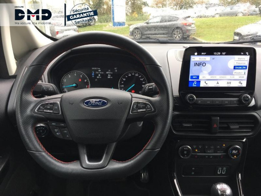 Ford Ecosport 1.0 Ecoboost 125ch St-line - Visuel #5