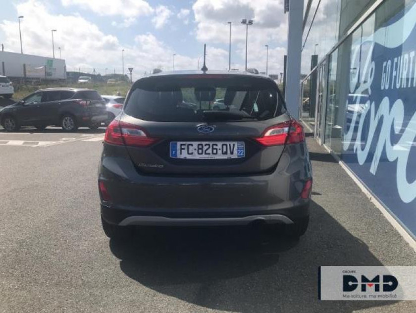 Ford Fiesta Active 1.0 Ecoboost 85ch S&s Euro6.2 - Visuel #11