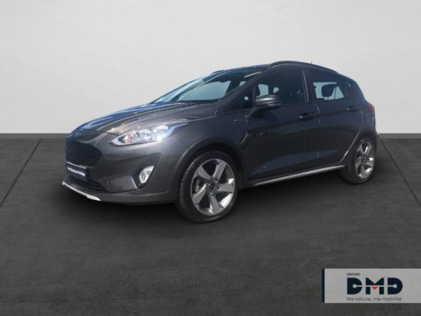Ford Fiesta Active 1.0 Ecoboost 85ch S&s Euro6.2 - Visuel #1