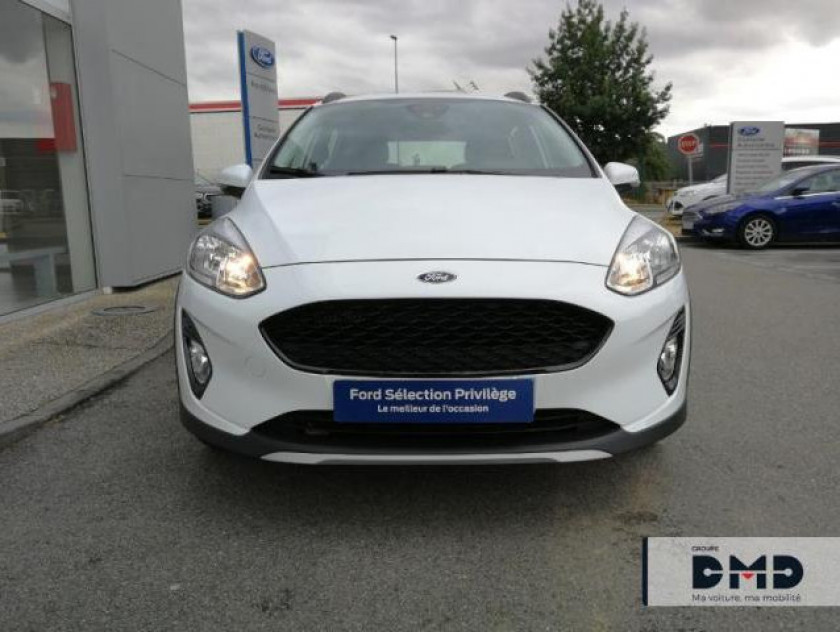 Ford Fiesta Active 1.0 Ecoboost 85ch S&s Euro6.2 - Visuel #4