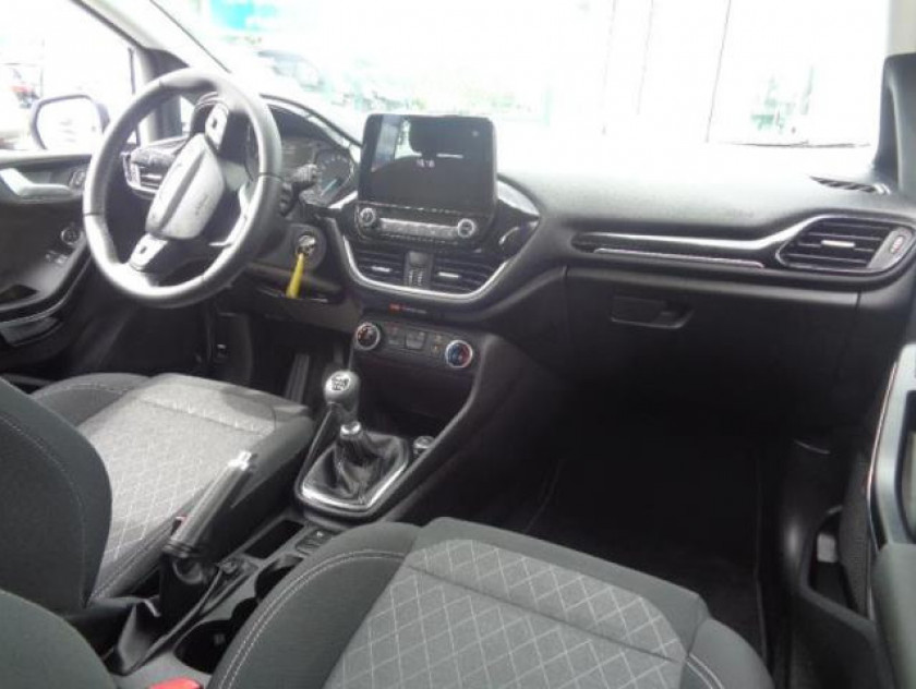 Ford Fiesta Active 1.0 Ecoboost 85ch S&s Euro6.2 - Visuel #2