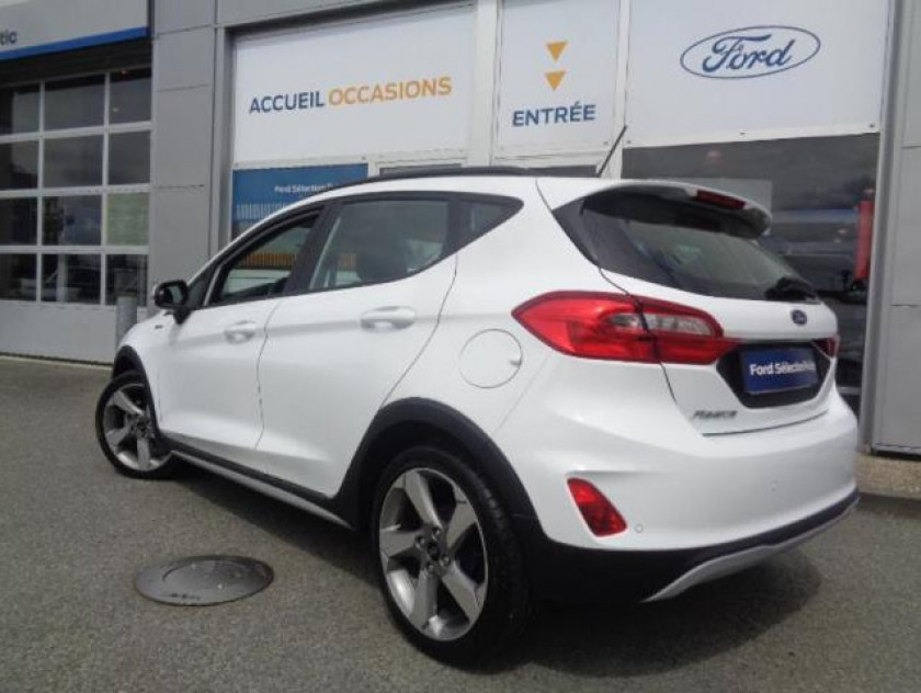 Ford Fiesta Active 1.0 Ecoboost 85ch S&s Euro6.2 - Visuel #3