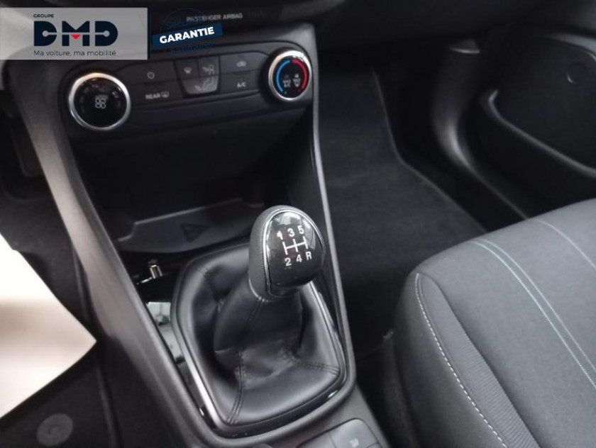Ford Fiesta 1.1 85ch Trend 5p Euro6.2 - Visuel #8