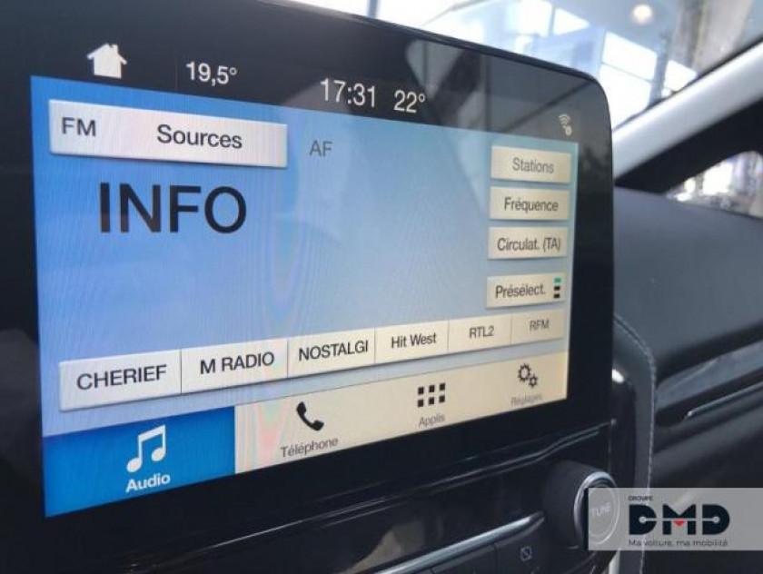 Ford Fiesta 1.0 Ecoboost 100ch Stop&start Vignale 5p - Visuel #6