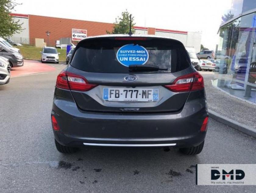 Ford Fiesta 1.0 Ecoboost 100ch Stop&start Vignale 5p - Visuel #11