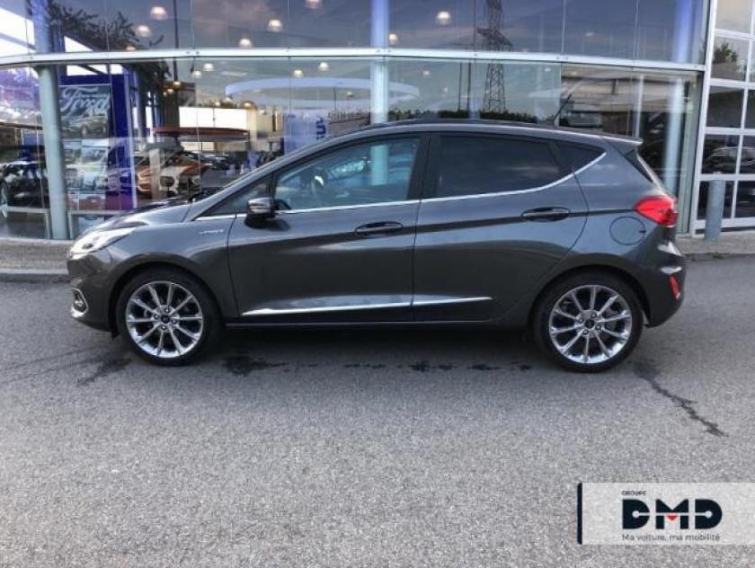 Ford Fiesta 1.0 Ecoboost 100ch Stop&start Vignale 5p - Visuel #2