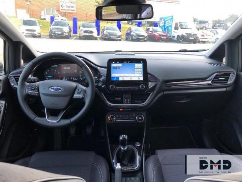 Ford Fiesta 1.0 Ecoboost 100ch Stop&start Vignale 5p - Visuel #5