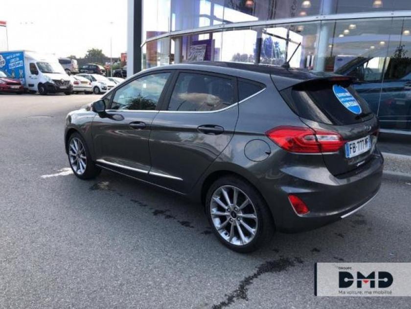 Ford Fiesta 1.0 Ecoboost 100ch Stop&start Vignale 5p - Visuel #3