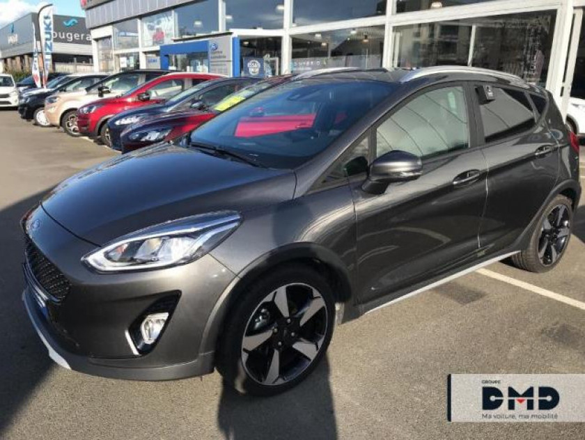 Ford Fiesta Active 1.0 Ecoboost 100ch S&s Pack Euro6.2 - Visuel #17
