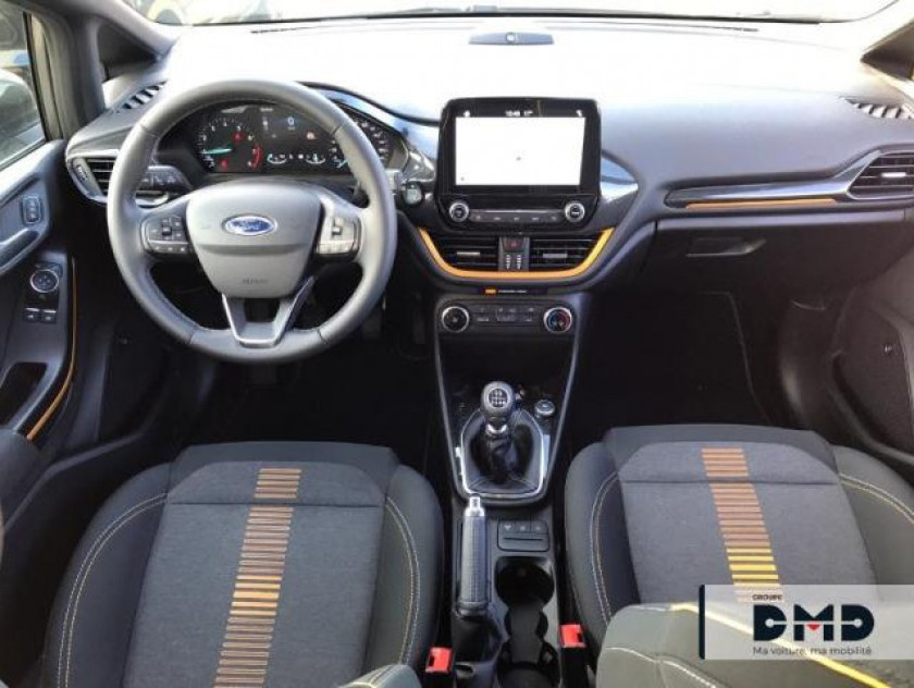 Ford Fiesta Active 1.0 Ecoboost 100ch S&s Pack Euro6.2 - Visuel #20