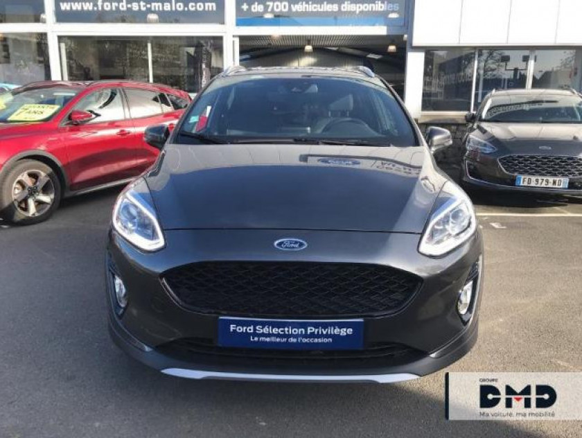 Ford Fiesta Active 1.0 Ecoboost 100ch S&s Pack Euro6.2 - Visuel #18