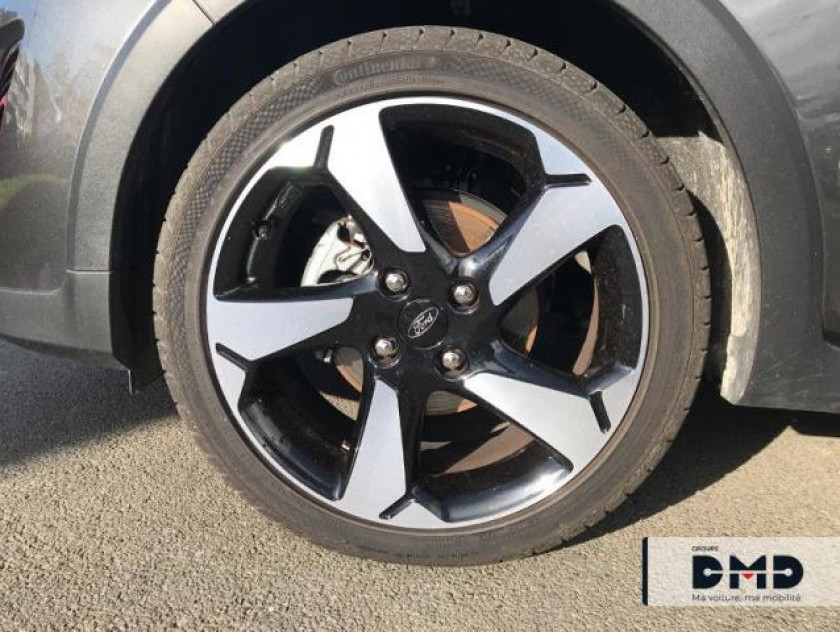 Ford Fiesta Active 1.0 Ecoboost 100ch S&s Pack Euro6.2 - Visuel #10