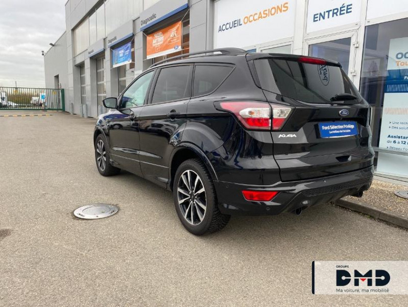 Ford Kuga 1.5 Tdci 120ch Stop&start St-line 4x2 Euro6.2 - Visuel #2