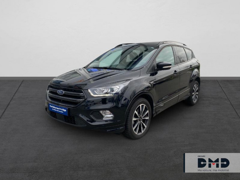 Ford Kuga 1.5 Tdci 120ch Stop&start St-line 4x2 Euro6.2 - Visuel #15