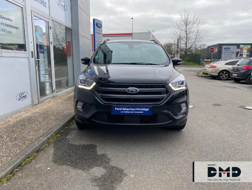 Ford Kuga 1.5 Tdci 120ch Stop&start St-line 4x2 Euro6.2 - Visuel #3
