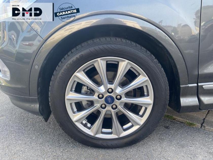 Ford Kuga 1.5 Tdci 120ch Stop&start Vignale 4x2 Euro6.2 - Visuel #13