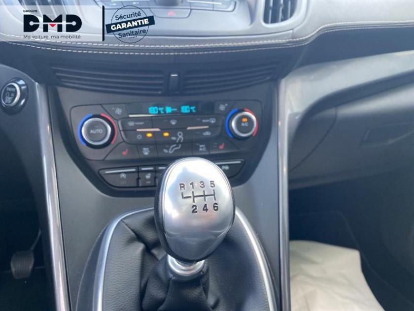 Ford Kuga 1.5 Tdci 120ch Stop&start Vignale 4x2 Euro6.2 - Visuel #8
