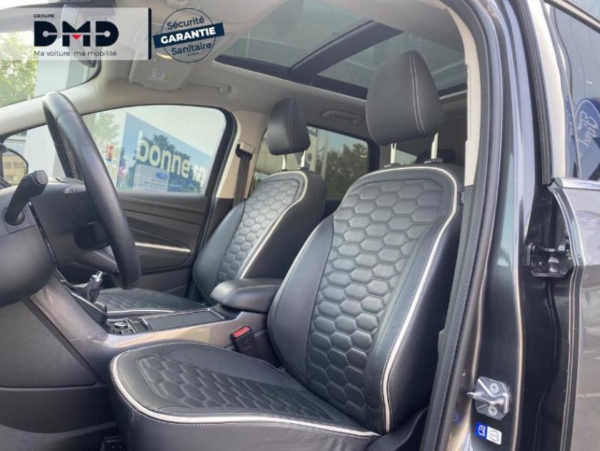 Ford Kuga 1.5 Tdci 120ch Stop&start Vignale 4x2 Euro6.2 - Visuel #9