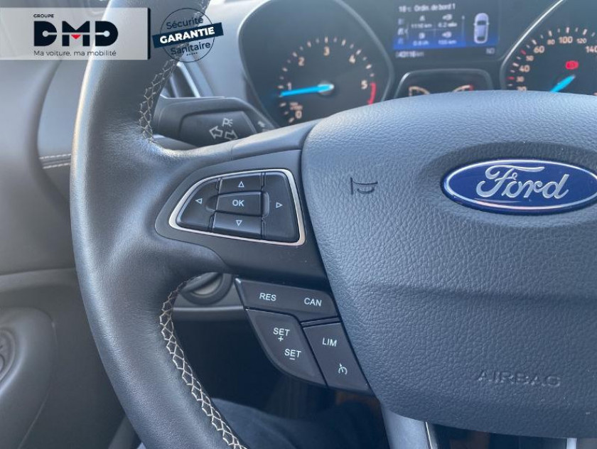 Ford Kuga 1.5 Tdci 120ch Stop&start Vignale 4x2 Euro6.2 - Visuel #14