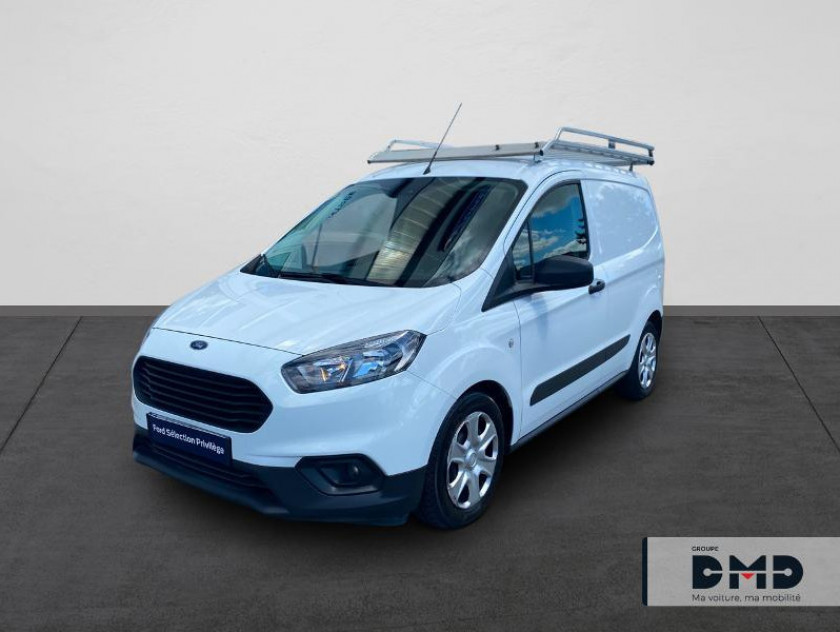 Ford Transit Courier 1.5 Td 75ch Trend - Visuel #1