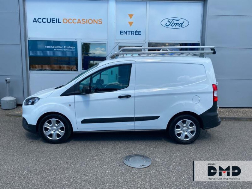 Ford Transit Courier 1.5 Td 75ch Trend - Visuel #2