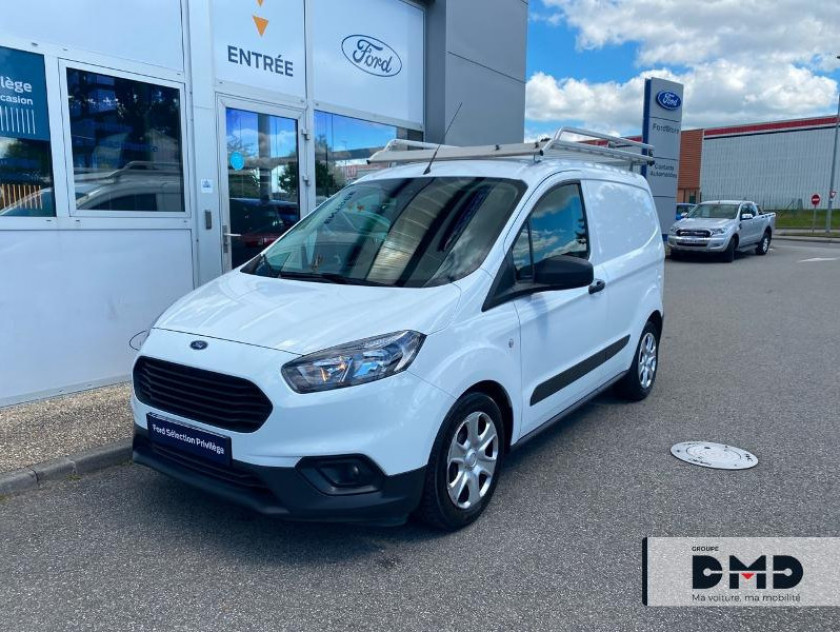 Ford Transit Courier 1.5 Td 75ch Trend - Visuel #15