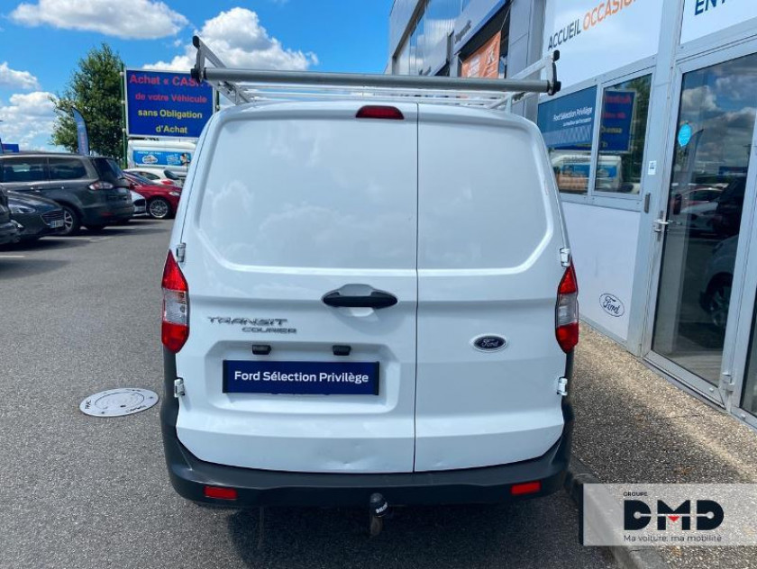 Ford Transit Courier 1.5 Td 75ch Trend - Visuel #11