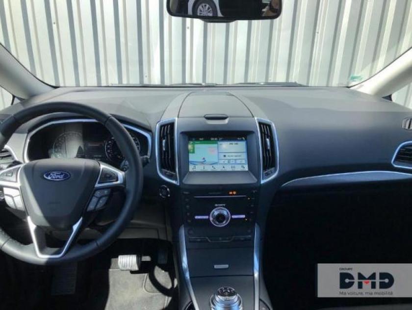 Ford Galaxy 2.0 Ecoblue 150ch Titanium Bva8 Euro6.2 - Visuel #5