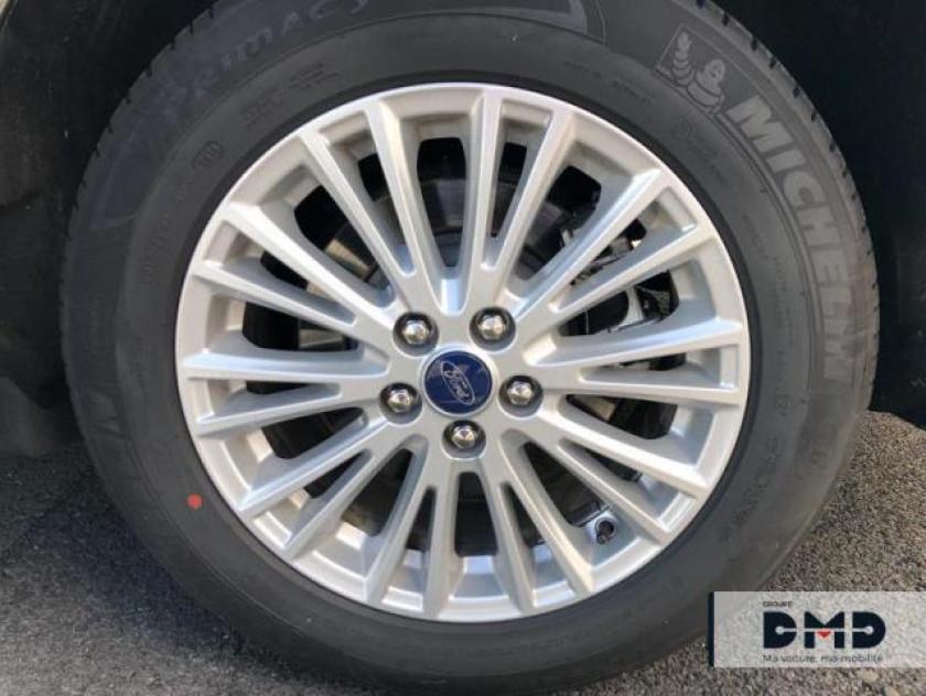 Ford Galaxy 2.0 Ecoblue 150ch Titanium Bva8 Euro6.2 - Visuel #13