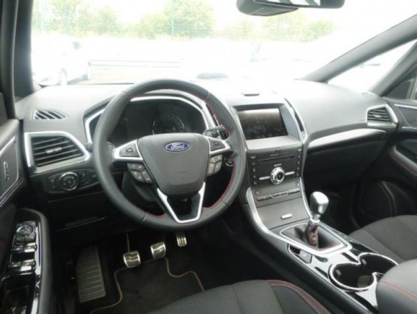 Ford S-max 2.0 Tdci 150ch Stop&start St-line - Visuel #7