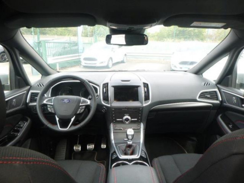 Ford S-max 2.0 Tdci 150ch Stop&start St-line - Visuel #8